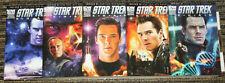 IDW Star Trek: Khan # 1-5 COMPLETE SET - ALL As - Into Darkness Khan Origin