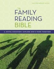 The Family Reading Bible: Lead Your Family Through God's Word, NIV (Hardcover)