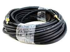 75ft Premier Series 1/4inch (TRS or Stereo Phono) Male to Male 16AWG Cable 4799