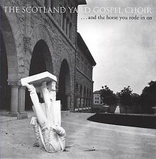 Scotland Yard Gospel Choir-And the Horse You Rode in On CD 2009 MINT Bloodshot