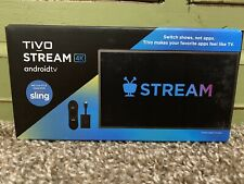 TiVo Stream 4K – Every Streaming App and Live TV on One Screen – 4K UHD, Dolby V
