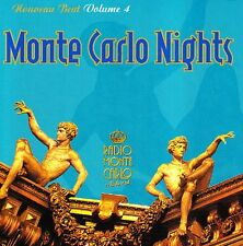 Monte Carlo Nights Vol. 4 Nouveau Beat Peyroux/Pink Martini/Moulin 2x Cd Ottimi