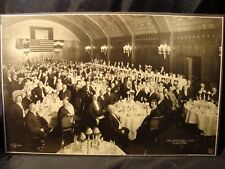1911 Original Photo Chicago German Day Der Deutsche Tag Congress Hotel Photograp