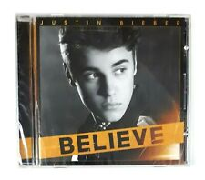 Justin Bieber  - Believe CD - 2012 - New and Sealed with Small Rip on Wrap
