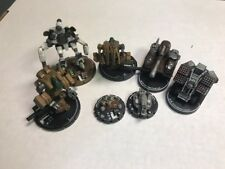 MechWarrior Clix Figurines.  LOT Of 20 Different Figurines To Bolster The Ranks.