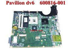 Hp Pavilion Dv6 Dv6T Dv6T-2100 Laptop Notebook Motherboard 600816-001 Tested
