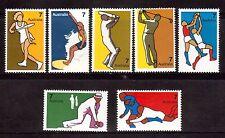 AUSTRALIA 1974 Sports set MUH