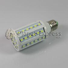Lampada 60 LED SMD 5050 E27 Bianco Neutro o Giorno 220V 10W 1080 lumen equiv.