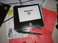 CD POP Blank & Jones-Catch-Radio Mix 1 canzone PROMO Kontor