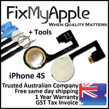 iPhone 4S Home Button Flex Cable Ribbon Repair Replacement New A1387 GST Tools