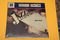 GERARDO IACOUCCI QUINTET LP TOP ITALY JAZZ A CONFRONT 1°ST ORIG SIGILLATO HORO