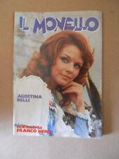 MONELLO n°52 1972 Agostina Belli - Fumetto Cristall   [G520]