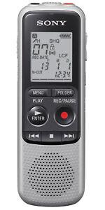 Sony 4GB Digital Voice Recorder - ICDBX140