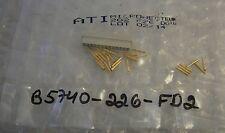 Ati 202 F-26-D-01-U Pc Connector w/ Contact Pins B5740-226-Fd2