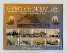Faroer 2004 BF 21 anniv della crociera sullo Yatch Maria MHN