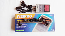 Weipro Digital Heater With controller and LCD MX-1019