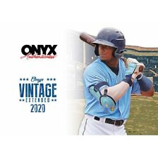 2020 Onyx Vintage Extended Baseball Hobby Box — Factory Sealed — 2 Autographs