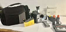 Samsung SCL700 Hi-8 Video8 Analog Camcorder Video Transfer