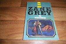 Zane Grey -- die WEIDEKÖNIGIN // Heyne Western Taschenbuch 1970