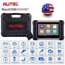 Autel MaxiCOM MK808BT MX808 Car Diagnostic Tool OBD2 Code Scanner EPB BMS IMMO