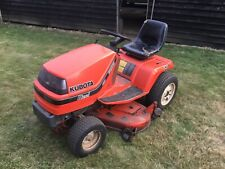 More details for kubota g1900, ride on mower, lawn tractor, diesel lawnmower, ride-on
