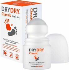 #NEW Dry Dry Classic Antiperspirant for Excessive Sweating Long-acting Roll 35ml