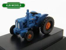 BNIB N GAUGE OXFORD 1:148 NTRAC001 BLUE FORDSON FARM TRACTOR