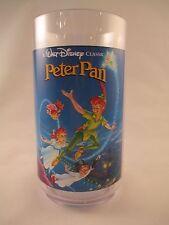 Peter Pan Plastic Glass ~ Disney Classic Collector Series ~ Coke ~ Burger King