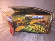 MOTU Wind Raider w/ instructions complete works Masters of the Universe HE-MAN