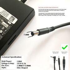 130W Charger for Dell Latitude E5470 5490 E5450 5495 7280       /SS