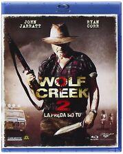 Blu Ray Wolf Creek 2  ......NUOVO