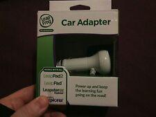 LeapFrog LeapPad1/2~Leapster Explorer/GS~Car Adapter**NEW**