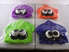 SPLATOON INKLING SQUID HAT COMPLETE SET PROMO DISPLAY MARIO ZELDA (PLEASE READ)