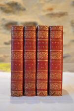 The Arabian nights - Edward Forster - 1810. 4 vol. Maroquin