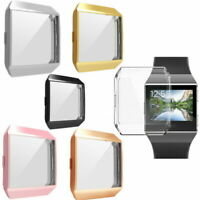 Screen Protector Protective Case Cover For Fitbit Ionic Smart Watch Accessori CO