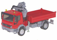 Mercedes Benz Atego Tray Truck with Crane- 1/50