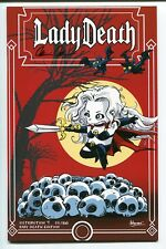 Lady Death Retribution #1 Baby Death Variant Cover Ferry Ickhwano Signed Pulido