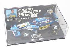 1/43 Michael Schumacher Collection Nr.18 BENETTON RENAULT B195 British GP 1995
