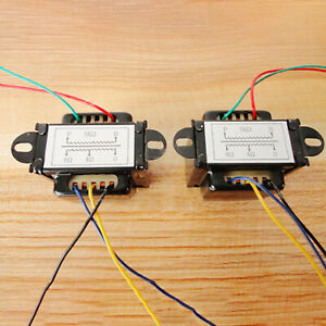 Tube Amplifier 5K 5W Output Audio Transformer for 6P1 6P14 6P6 Output Cow Import