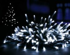 200x Battery Operated Chasing LED String Lights + Timer Indoor Outdoor Christmas