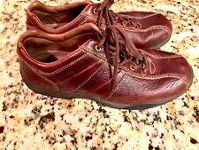 LL. bean Men Brown Oxford Lace Up Shoe Sise 10 M