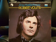 Robert Young - Songs That Live Forever (EMC3010) 1973 (LP)