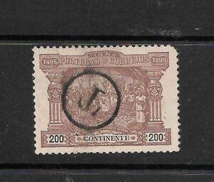 PORTUGAL  ✱ 1898 CAMINHO MARITIMO   ✱ BOB POSTAGE DUE . CAT NBR 6