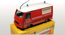 DAN TOYS Peugeot J7 Fourgon Pompiers / Toit Blanc Limited Ed.