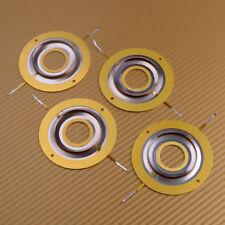 4pcs Horn Diaphragm for JBL 075 076 077 2402 2402H 2404 2404H-1 2405 2405H 8 Ohm