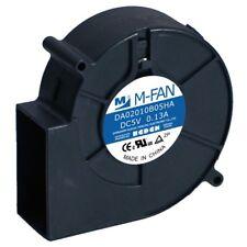 BEDEK M-Fan db9733, 12 V, Radial Ventilateur, PWM, 97x94x33mm, 3500 tr/min
