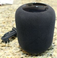Apple HomePod Smart Speaker - Space Gray A1639 MQHW2LL/A