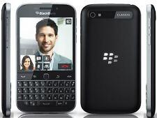 BLACKBERRY Q20 Clásico SQC100-1 Teléfono inteligente Negro (Desbloqueado) Nuevo en Caja