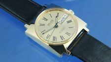 Vintage Retro Gruen Automatic Watch Circa 1970s NOS Cal AS 1906 New Condition