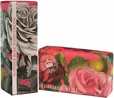 The English Summer Rose Luxury Collection- Soap- Lotion-Perfume-Candle-Gift Set